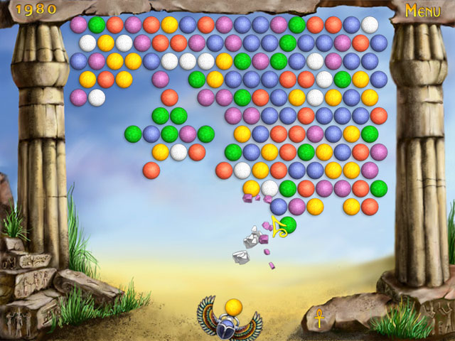 bubble puzzle shooter
